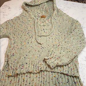 POL sweater   Moss green   NWOT   Med